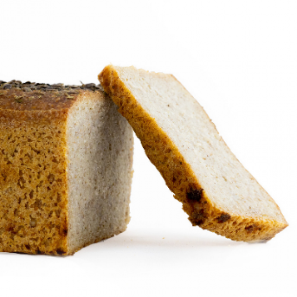Chleb bezglutenowy - wegański - 1 sztuka