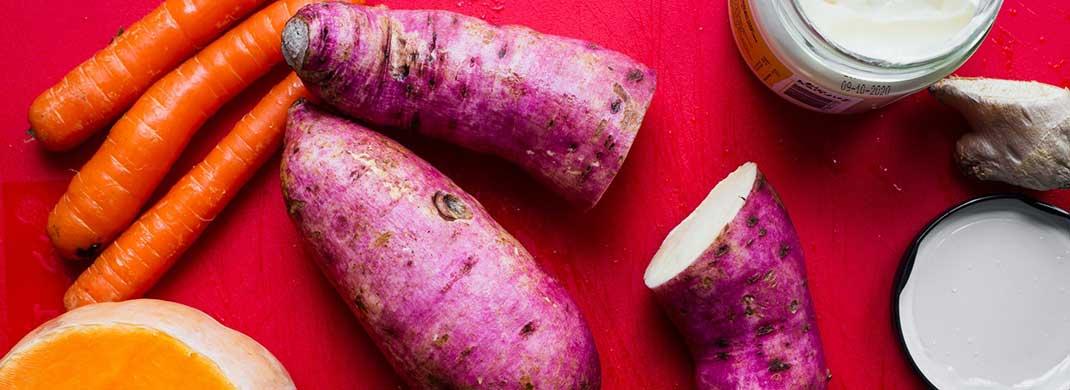 Słodkie ziemniaki w diecie, czyli dlaczego warto jeść bataty