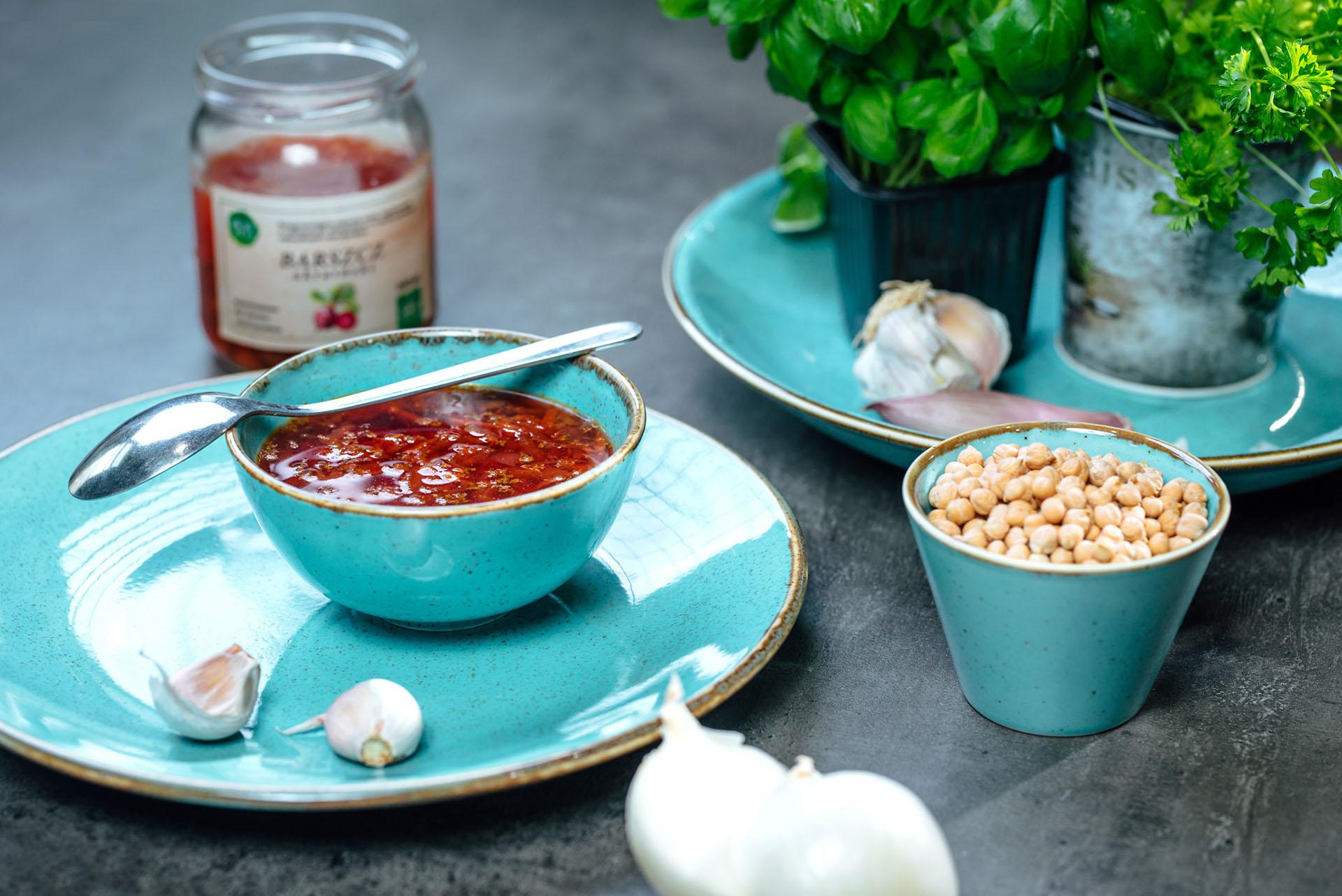 Botwinkowy zawrót głowy, czyli wiosenna zupa z botwiny