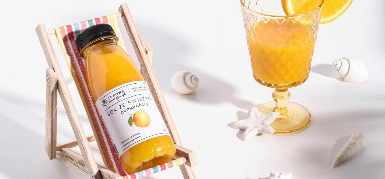 Dieta sokowa - efekty dla zdrowia kuracji zupami wzbogaconej o soki