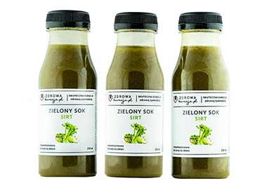 Dieta Sirt - jadłospis, efekty, dozwolone produkty w diecie sirtfood